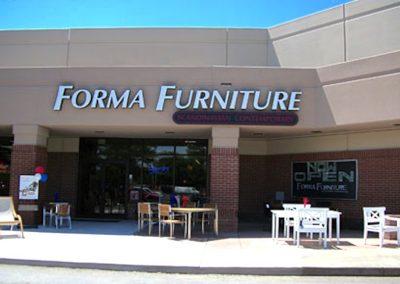 Forma Furniture Creates Sustainable Profits