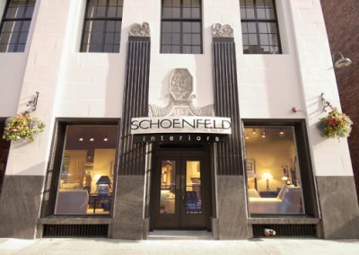 Schoenfeld Interiors Inspires Customers with Email