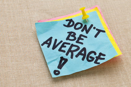 Don't settle for Average Conversion Rates in Ecommerce