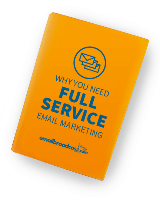 full service email marketing | Email Broadcast