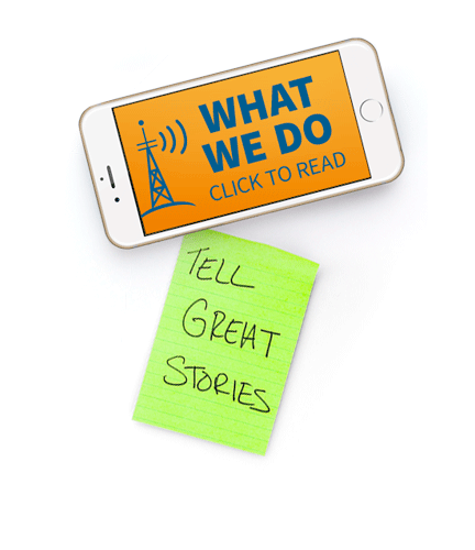 we tell great stories with email - let us show you how we do it