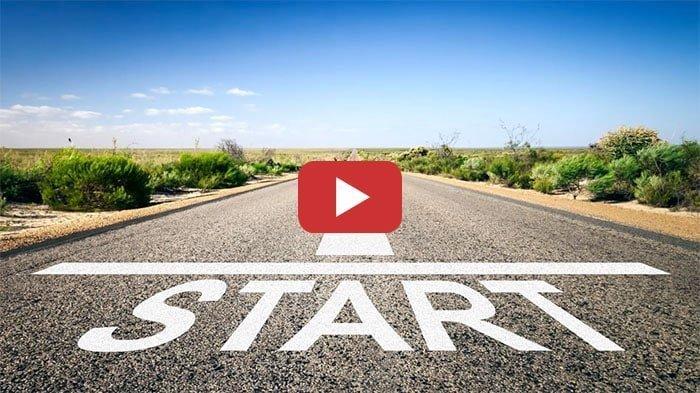 Start Video Overlay