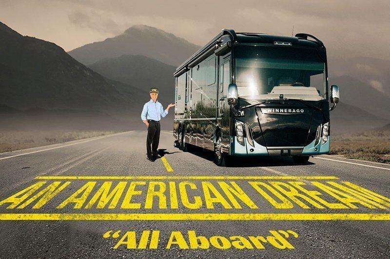 An American Dream – All Aboard