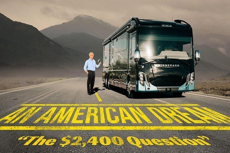 American Dream - $2400 Question