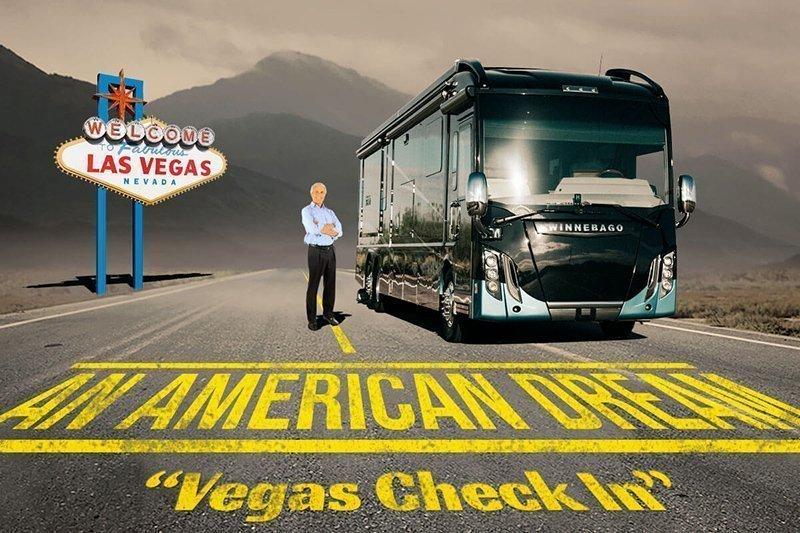 An American Dream – Vegas Check In