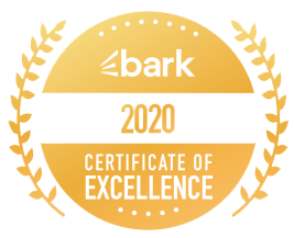 Email Broadcast Bark Certificate of Excellence Award